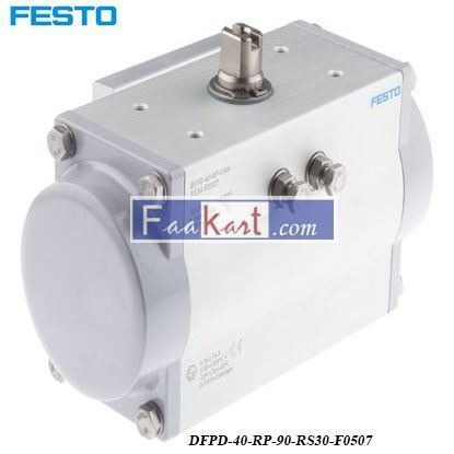 Picture of DFPD-40-RP-90-RS30-F0507  Festo Pneumatic Valve Actuator