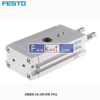 Picture of DRRD-16-180-FH-Y9A  Festo Rotary Actuator
