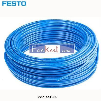 Picture of PEN-6X1-BL  Festo Air Hose Blue