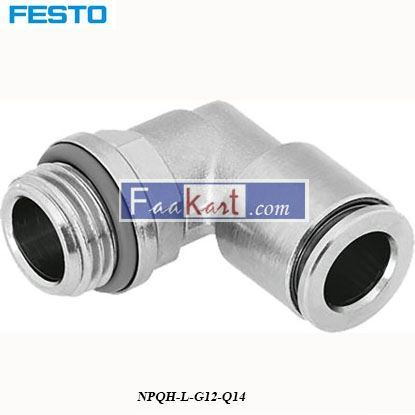 Picture of NPQH-L-G12-Q14  FESTO  Elbow Connector