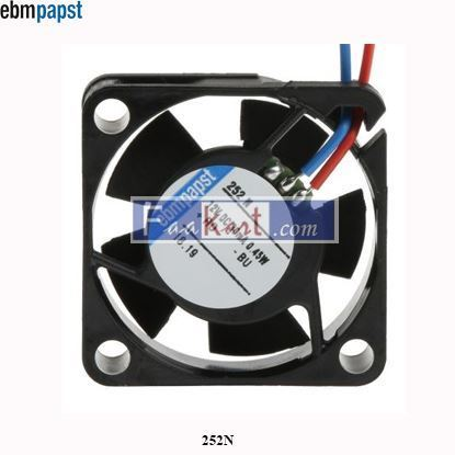 Picture of 252N EBM-PAPST DC Axial fan