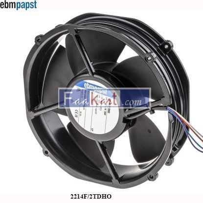 Picture of 2214F/2TDHO EBM-PAPST DC Axial fan