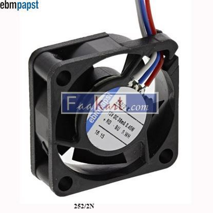 Picture of 252/2N EBM-PAPST DC Axial fan
