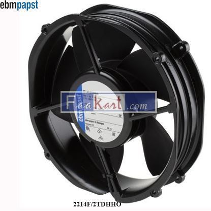 Picture of 2214F/2TDHHO  EBM-PAPST DC Axial fan