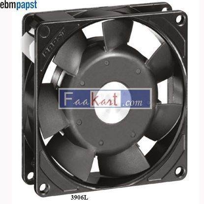 Picture of 3906L EBM-PAPST AC Axial fan