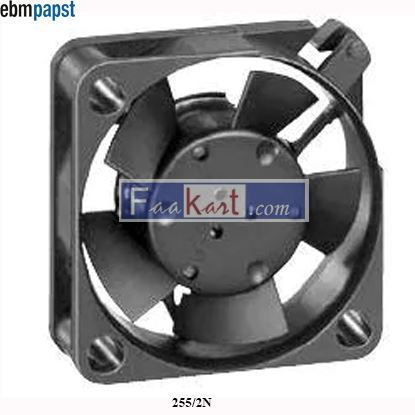 Picture of 255/2N EBM-PAPST DC Axial fan