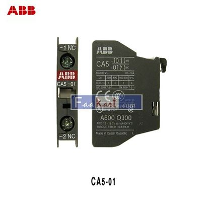 Picture of ABB CA5-01 Auxiliary Contact Block