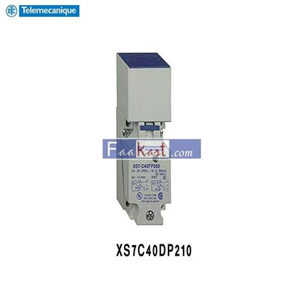 Picture of XS7 C40DP210 - INDUCTIVE SENSOR