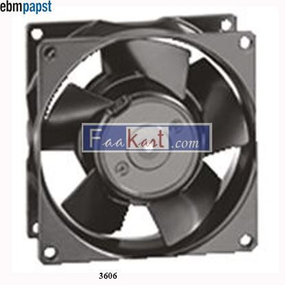 Picture of 3606 EBM-PAPST AC Axial fan