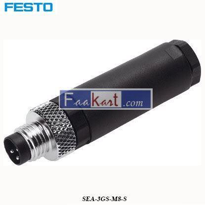 Picture of SEA-3GS-M8-S  Festo Adapter
