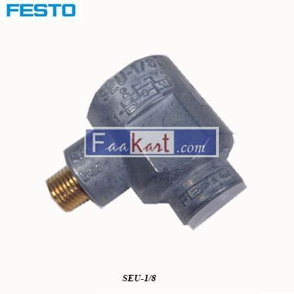 Picture of SEU-1 8  NewFesto Exhaust Valve