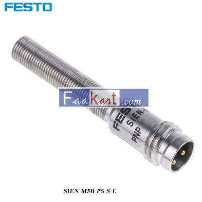 Picture of SIEN-M5B-PS-S-L  FESTO  Inductive Sensor
