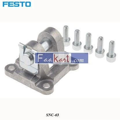Picture of SNC-63  FESTO AluminiumSwivel Flange