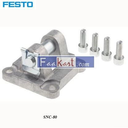 Picture of SNC-80  FESTO Aluminium Swivel Flange