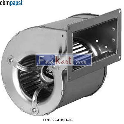 Picture of D2E097-CB01-02 Ebm-papst Centrifugal Fan