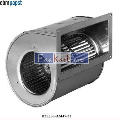 Picture of D2E133-AM47-23 Ebm-papst Centrifugal Fan