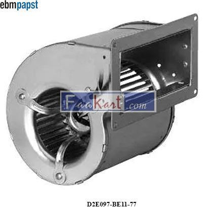 Picture of D2E097-BE11-77 Ebm-papst Centrifugal Fan