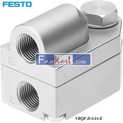 Picture of VBQF-D-G14-E  Festo Quick Exhaust Valve