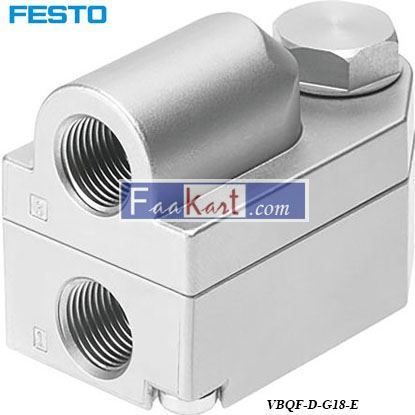Picture of VBQF-D-G18-E  Festo Quick Exhaust Valve
