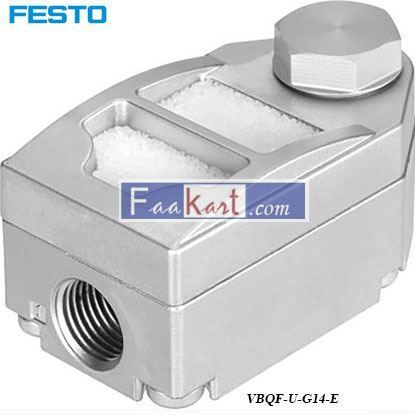 Picture of VBQF-U-G14-E  Festo Quick Exhaust Valve