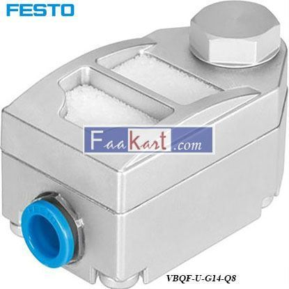 Picture of VBQF-U-G14-Q8  Festo Quick Exhaust Valve