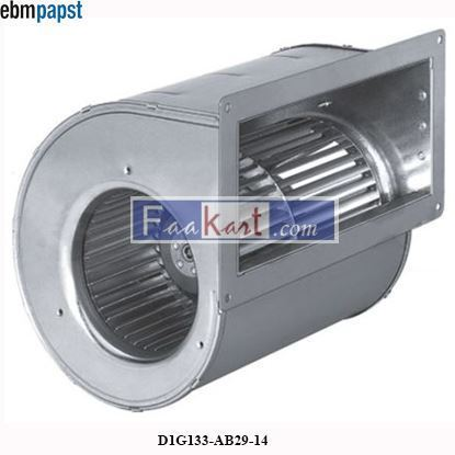 Picture of D1G133-AB29-14 Ebm-papst Centrifugal Fan