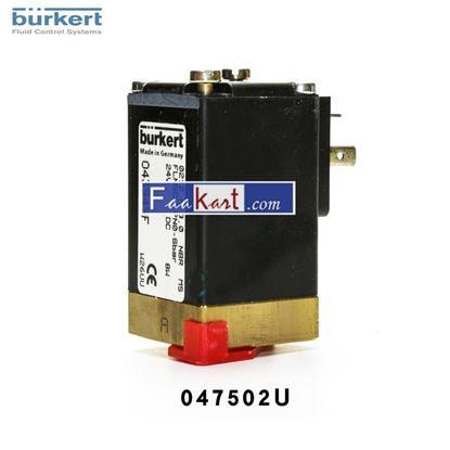 Picture of 047502U- Burkert Solenoid Valve