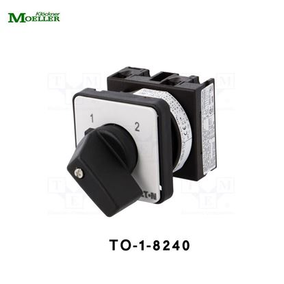 Picture of TO 1-8220/E ROTARY SWITCH MOELLER