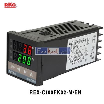 Picture of REX-C100FK02-M*AN  Digital Temperature Controller