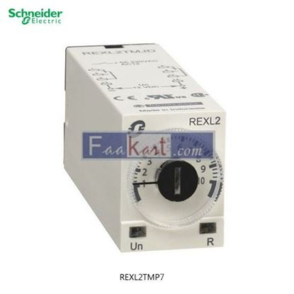 Picture of REXL2TMP7 Schneider Electric ON Delay Single Time Delay