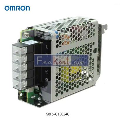 Picture of S8FS-G15024C OMRON Power Supply
