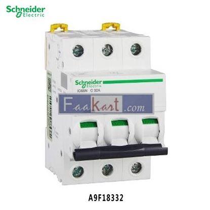 Picture of A9F18332 Schneider Miniature Circuit Breaker
